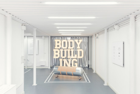 Body Building by Atelier Biagetti