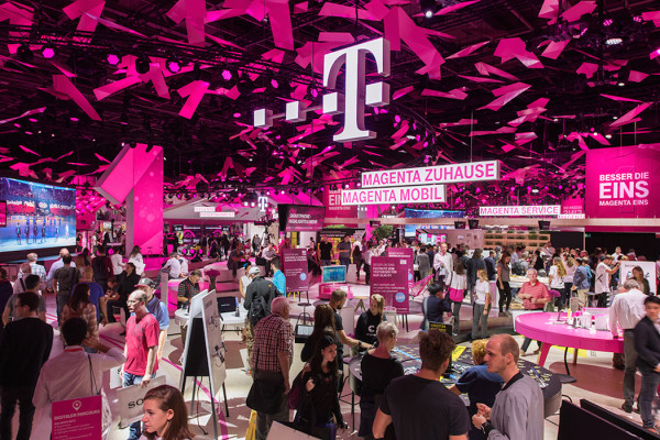 Everything is Magenta: The Telekom Brand Experience at IFA