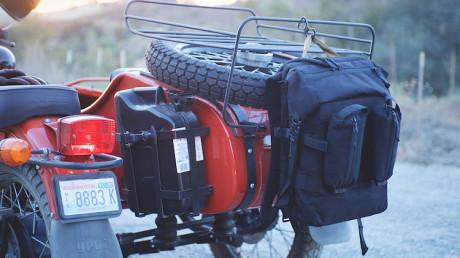 SDP_01 Modular Daypack by Colfax Design Works