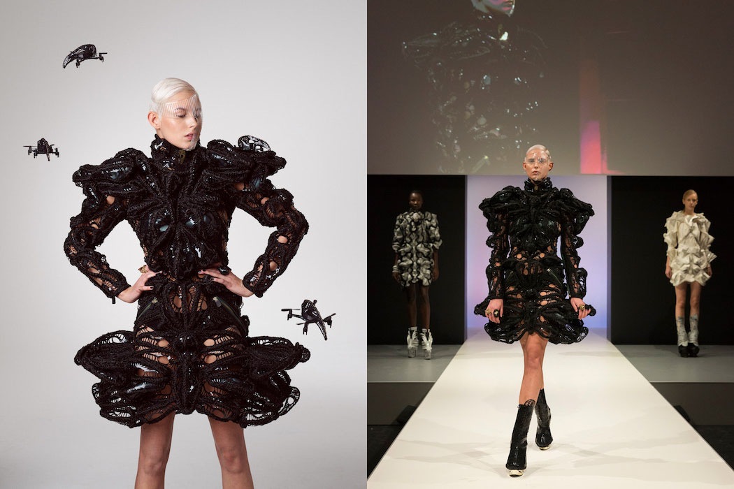 Fashiontech: The Deutsche Telekom Fashion Fusion Award
