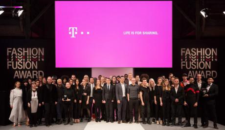 Fashiontech: The Deutsche Telekom Fashion Fusion Award