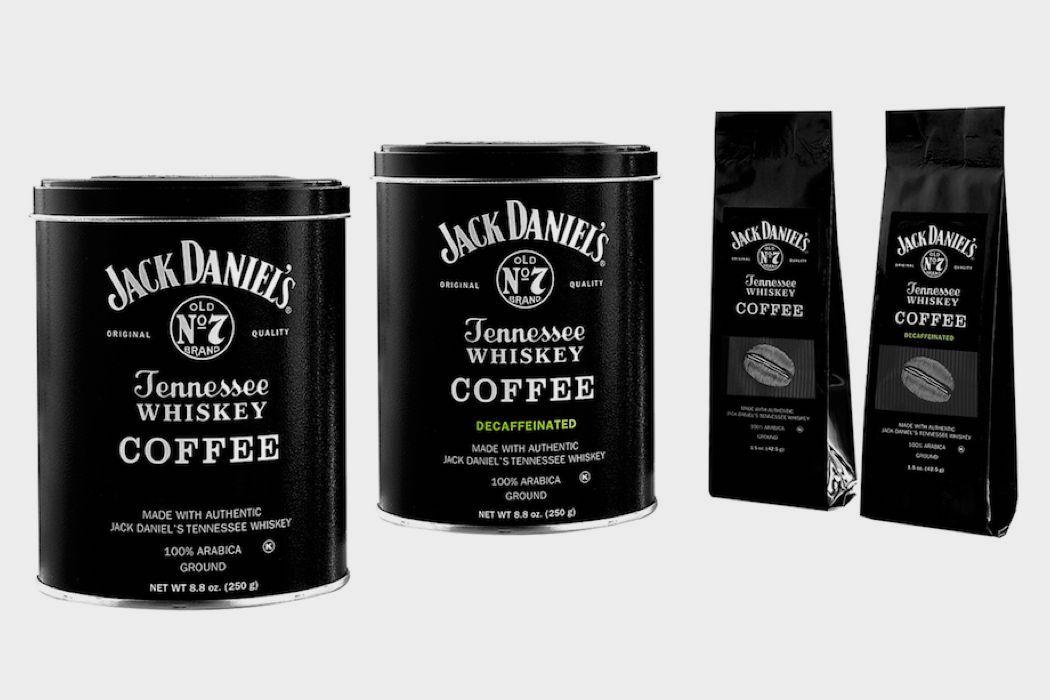 Jack Daniel's Tennessee Whiskey Coffee