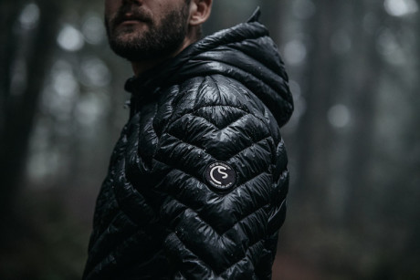 The Aurora Down Jacket by Coldsmoke