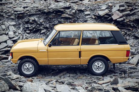 The Range Rover Classic Reborn