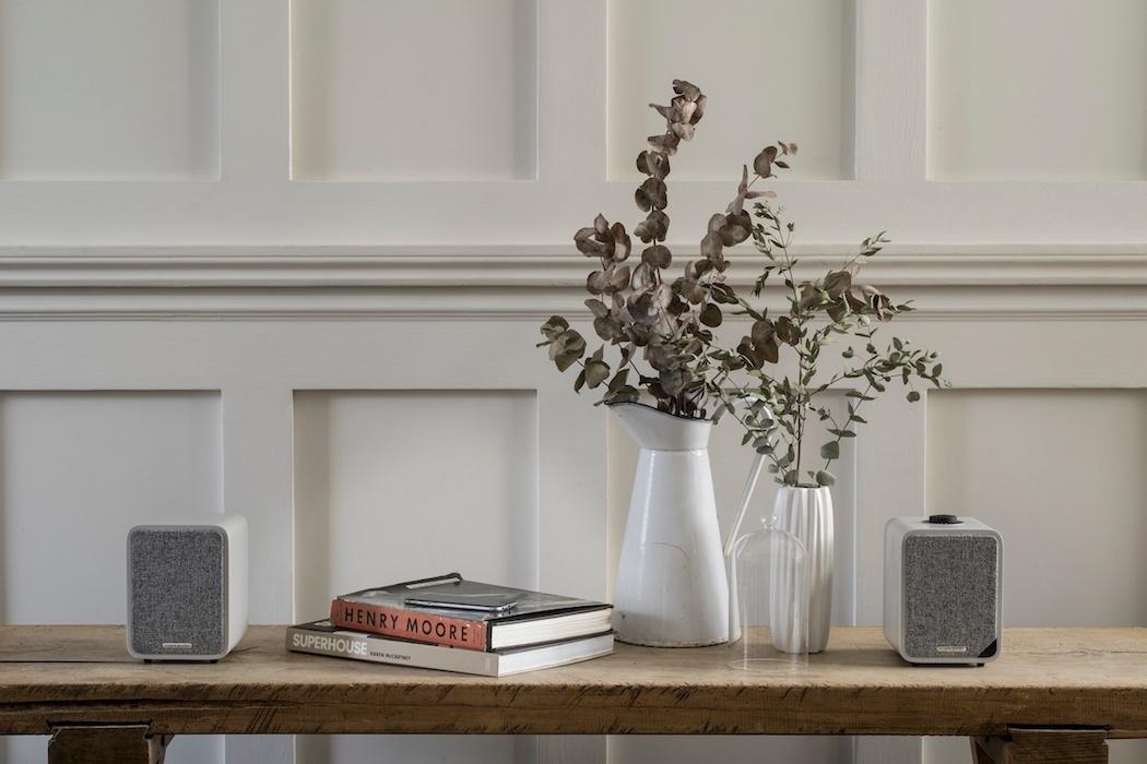 MR1 Mk2 Bluetooth Speaker System by Ruark Audio
