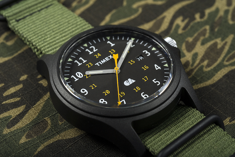 Carhartt WIP x Timex Field Watch