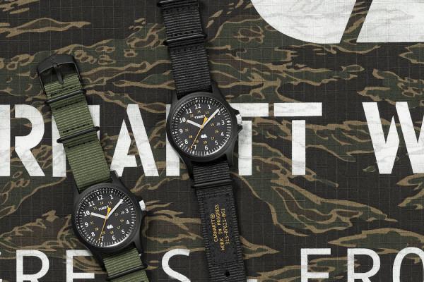 Carhartt WIP x Timex Field Watch