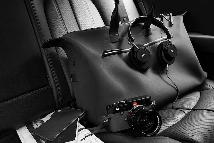 Master & Dynamic x Leica 0.95 Headphones Collection