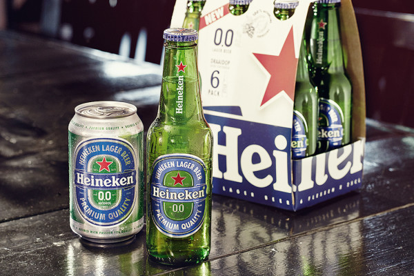 Heineken 0.0: Great taste, all natural and zero alcohol