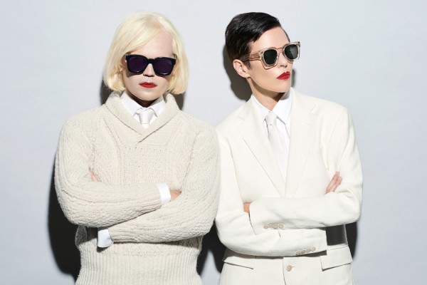 Karen Walker Launches First Men's Sunglasses Collection