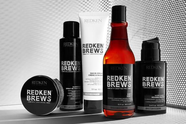 Redken Brews Men's Grooming Line